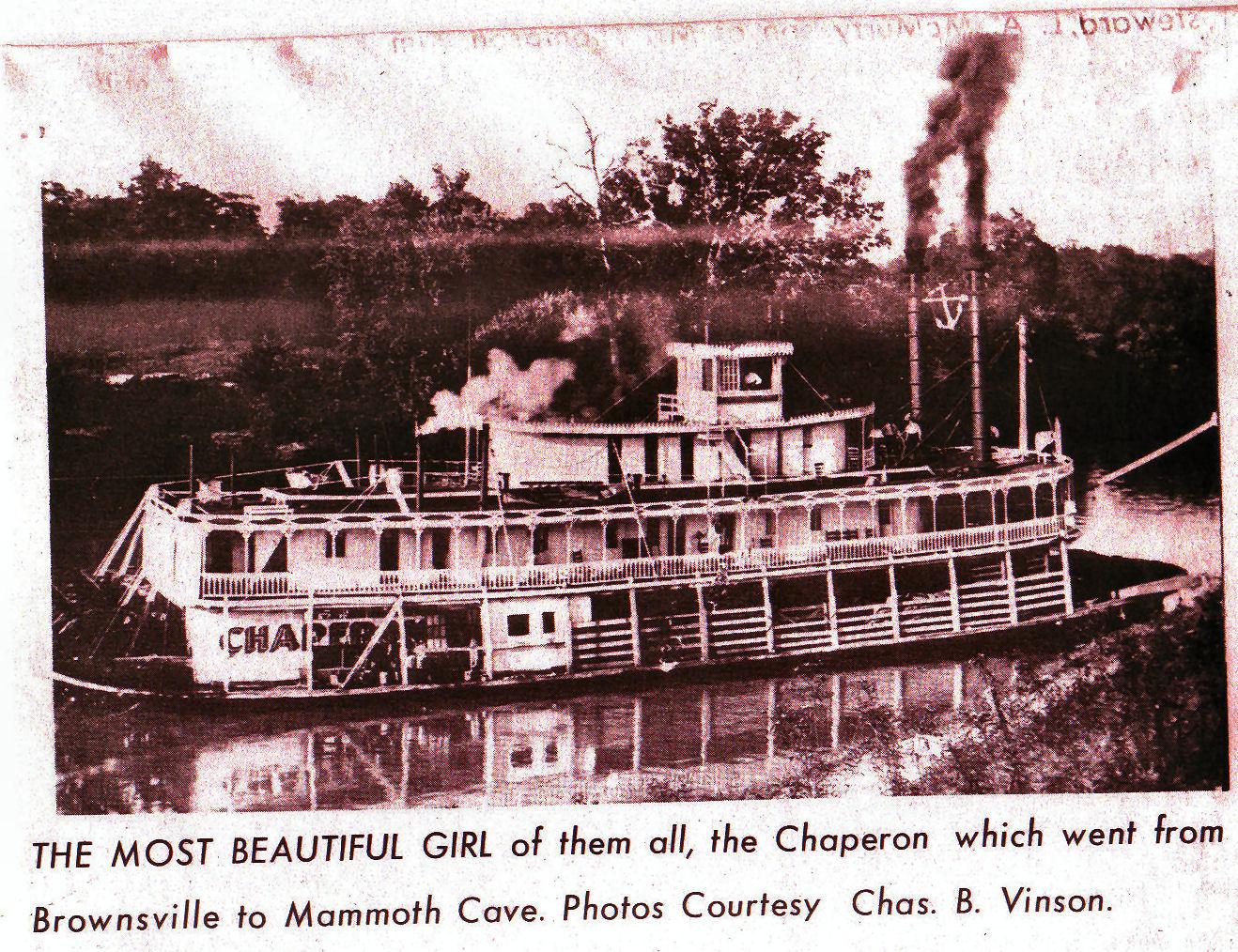 Steamer Chaperon